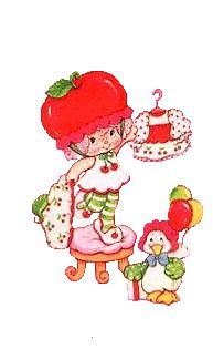 Original clipart strawberry shortcake Strawberry Art Pinterest Shortcake 575