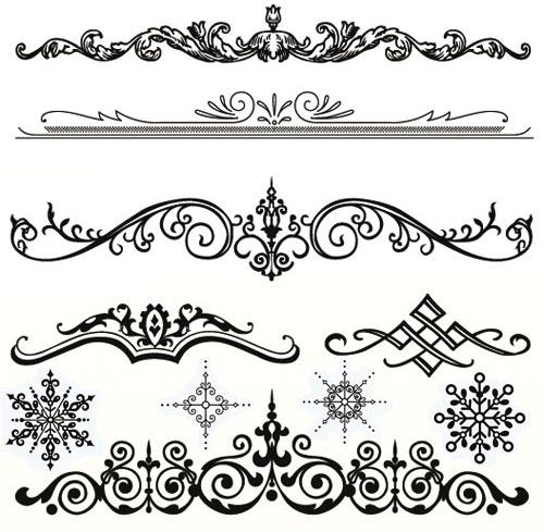 Ornamental clipart #14
