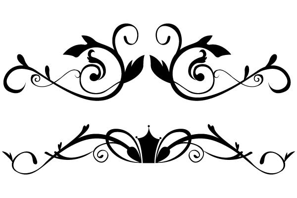 Ornamental clipart #3