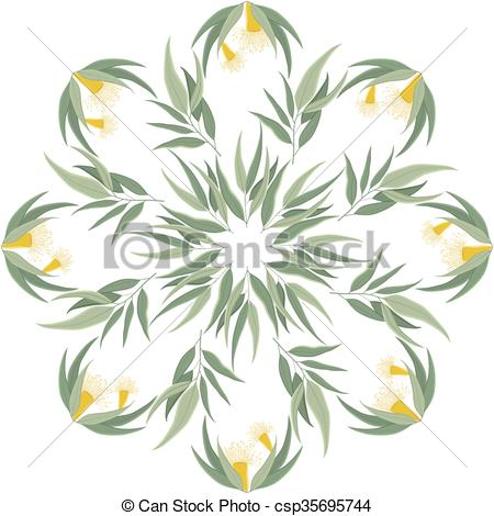 Ornamental clipart botanical #4