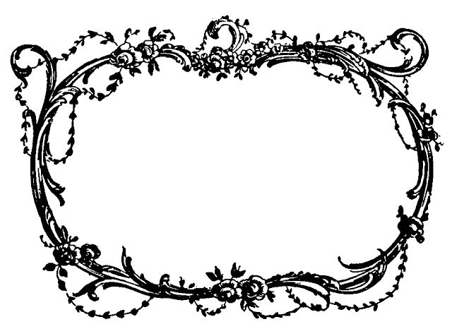 & frames ornaments Pin and
