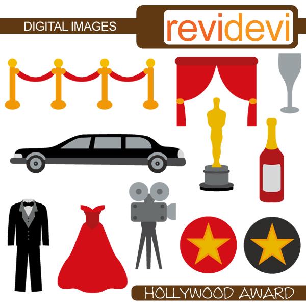 Oscar clipart Collection Awards Awards Clipart Clipart