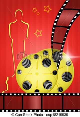 Oscar clipart background #12