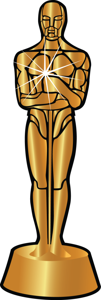 Oscar clipart best actor award Statue of Predictions Awards The
