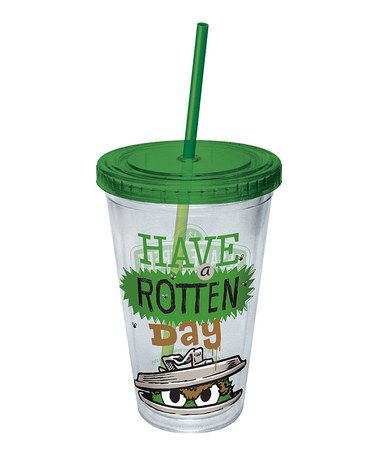Oscar The Grouch clipart head Best Grouch on Rotten 'Have