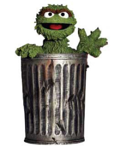 Oscar The Grouch clipart head Oscars Well Academy Seasoned F*uck