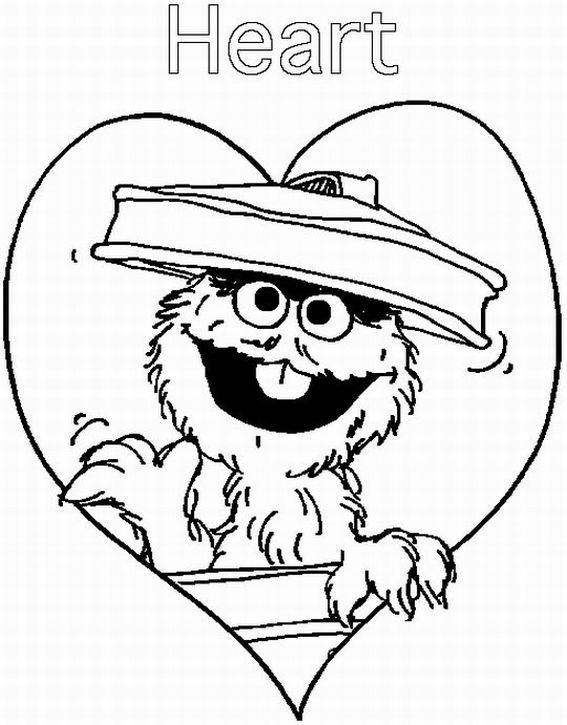 Oscar The Grouch clipart head 13 Grouch Grouch and the