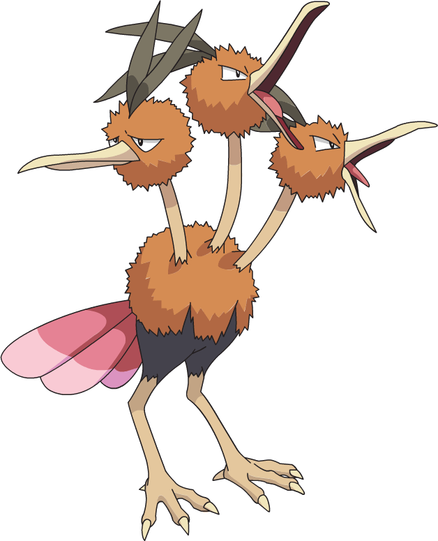 Ostrich clipart funny Pokédex: locations  evolution moves