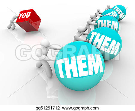 Other clipart disadvantage Stock competition You is an