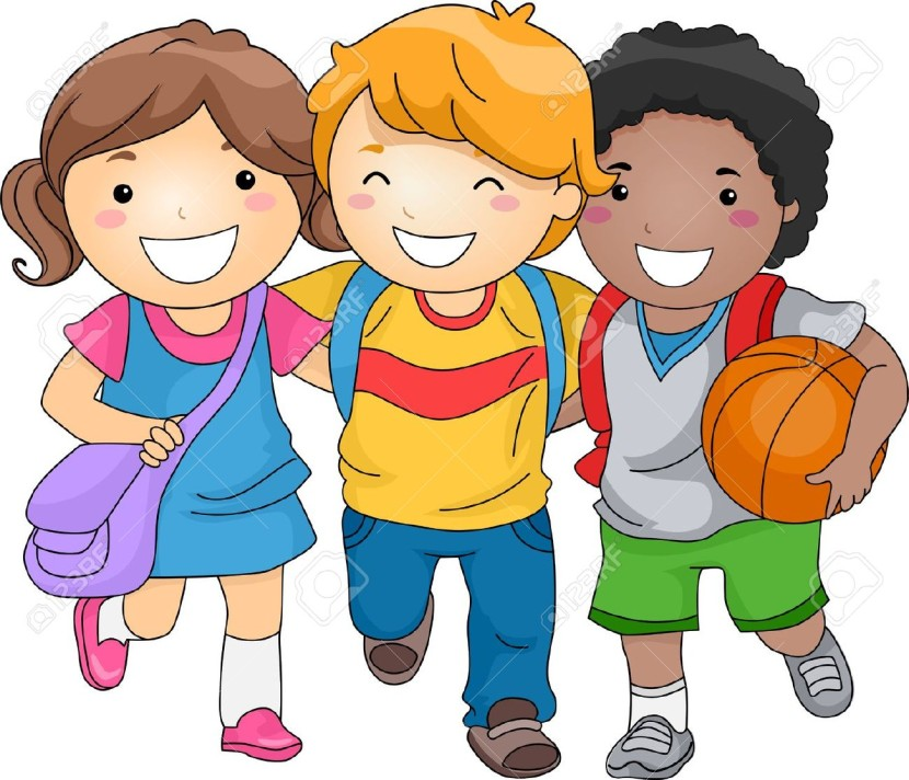 Other clipart friendly person School Clipartion Clipart Children Clipart
