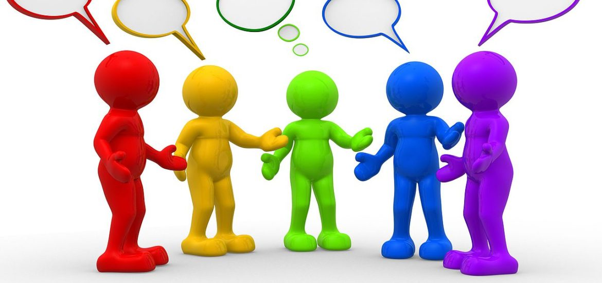 Other clipart group conversation Conversation The School Group and