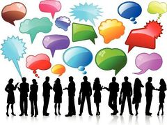 Other clipart group conversation Clipart Images Panda Clipart Free