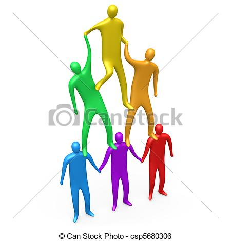Other clipart human Each People other Stock Teamwork