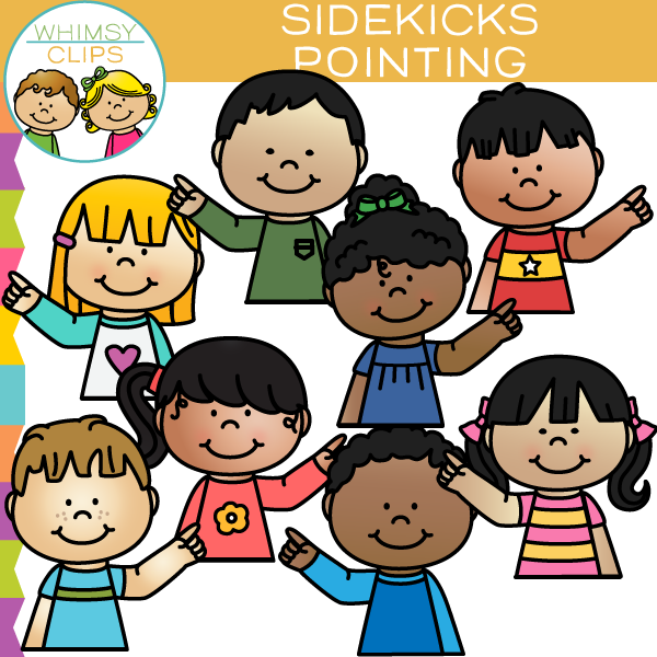 Other clipart many person Illustrations & Clip Clip Sidekicks