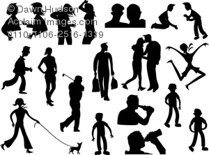 Other clipart many person Of Things Image People Of