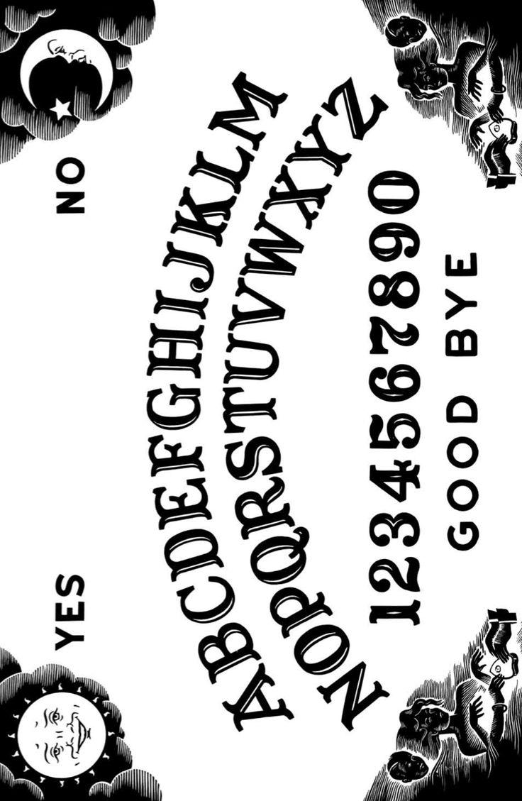 Ouija Board clipart Spirit Pinterest about best Find