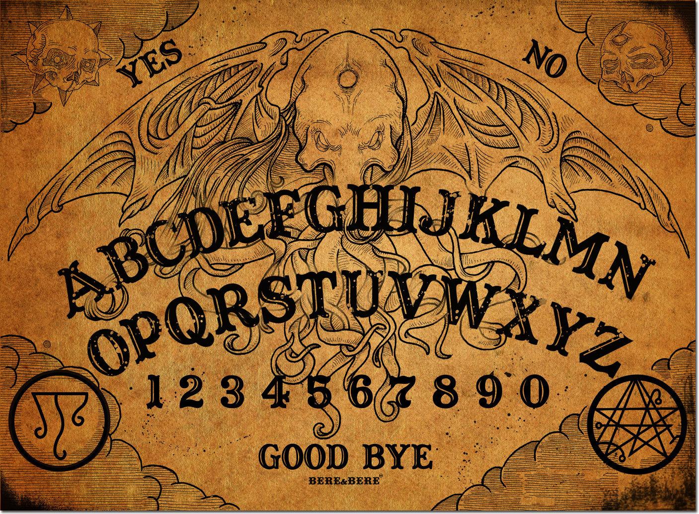 Ouija Board clipart Ouija Spirit Like Board Board