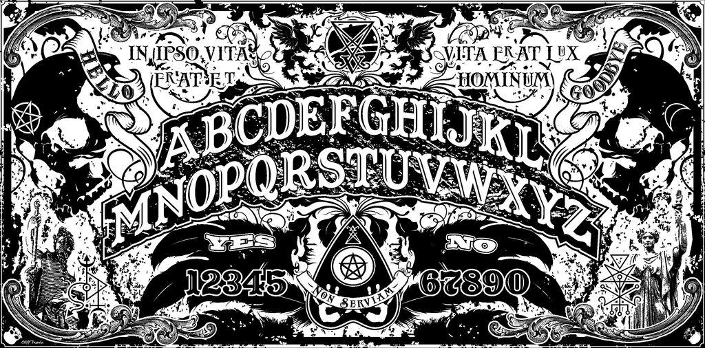 Ouija Board clipart Clipart Group Board Ouija 59