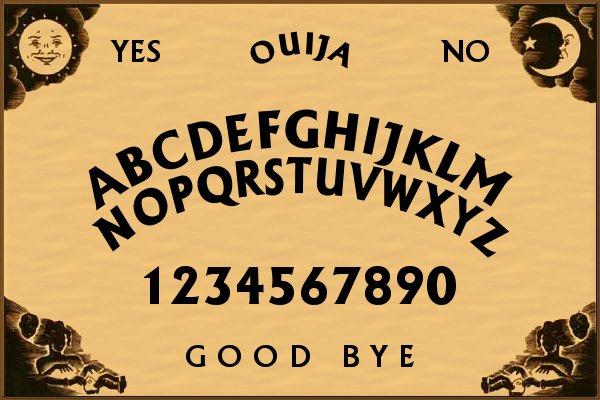 Ouija Board clipart Help Alex Ascendans 2014 Ouija