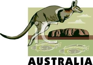 Outback clipart And Clip Australian Art Outback