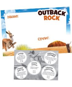 Outback clipart rock #8