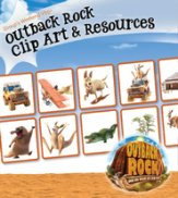 Outback clipart rock #5