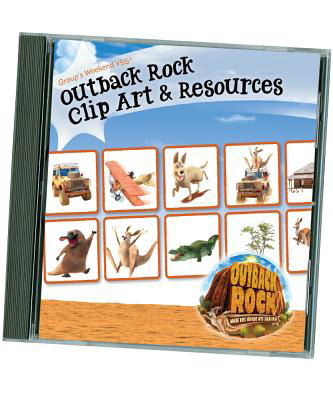 Outback clipart rock #7