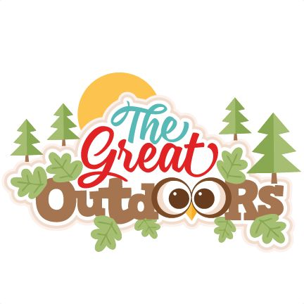 Outdoor clipart Best Outdoors Clip Pinterest about