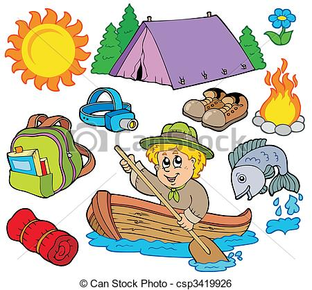 Outdoor clipart 591 Vector Clipart clip Illustrations