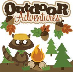 Adventure clipart school camp Clipart Outdoor Adventure cliparts Adventure
