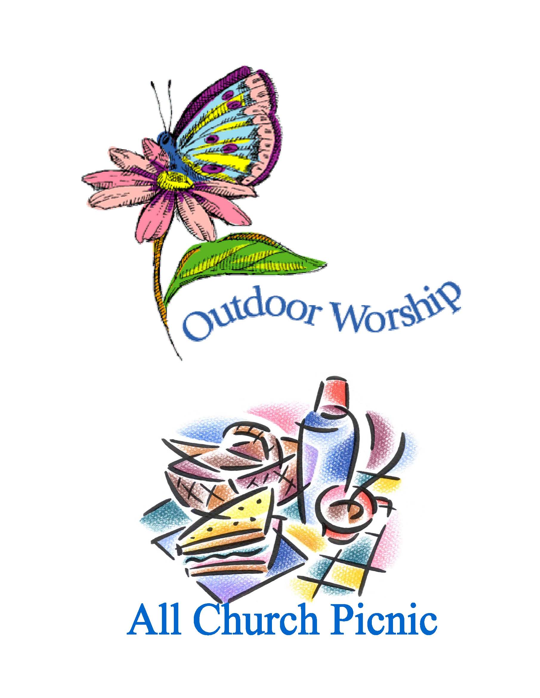 Outdoor clipart church service Outdoor Church Outdoor Clipart Service