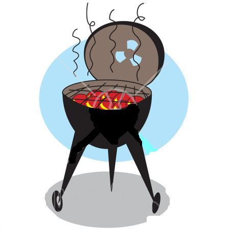 Outdoor clipart hot thing With Fire Clipart Bbq Grill