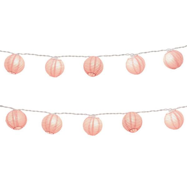 Paper Lantern clipart black and white String Depot Paper Lights Fuchsia