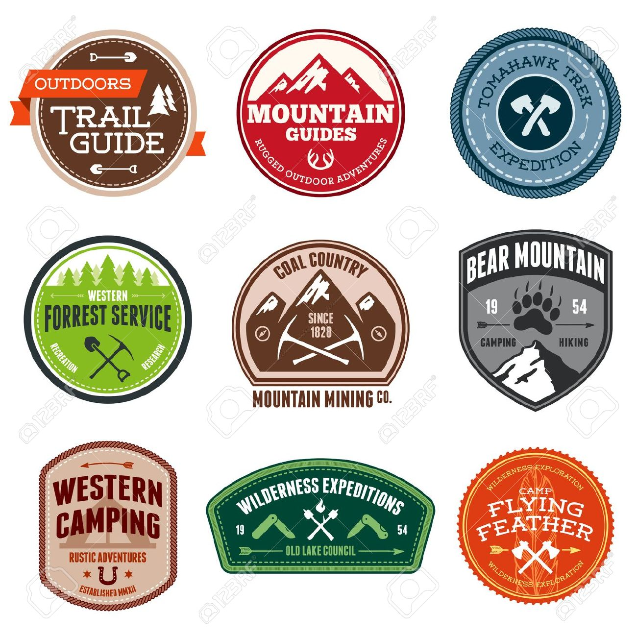 Outdoor clipart mountain hiking Clip Clip Expeditions Art Download