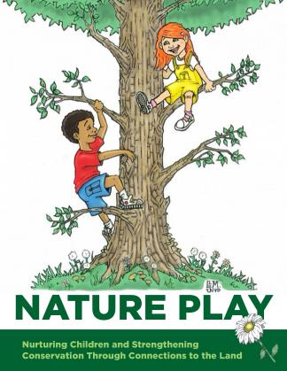 Outdoor clipart natural resource The Play: to Conservation Nurturing