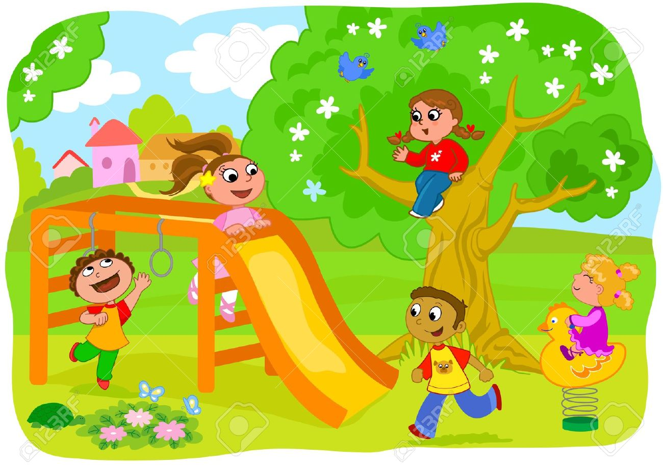 Outside clipart outdoor play Clip Download Clipart Cliparts Art