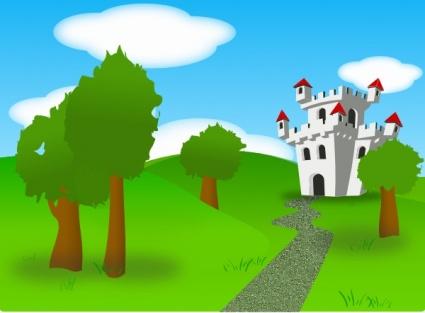 Outdoor clipart outdoor scene Download art clip Cartoon clip