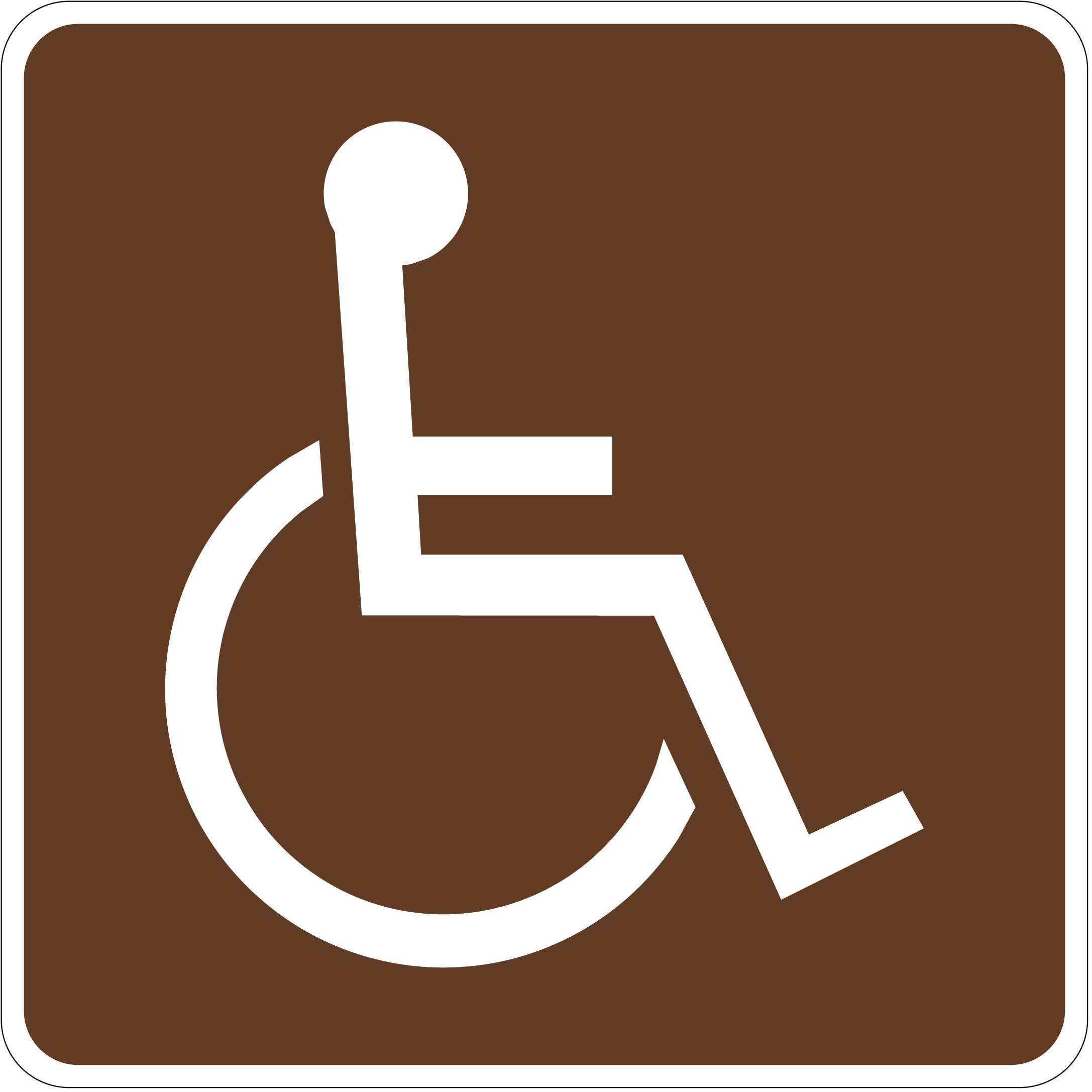 Outdoor clipart recreation  Viewing Free Handicap Clip