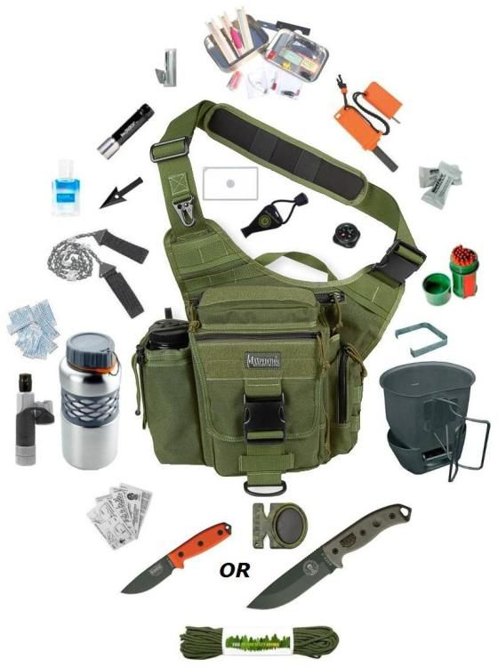 Outdoor clipart survival kit That on should kits Best