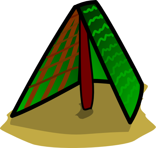 Triangle clipart tent Is Tent Free magazines projects