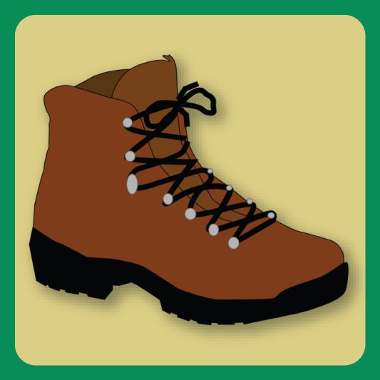 Outdoor clipart trail 60 images Suggested Adventures Hikes: