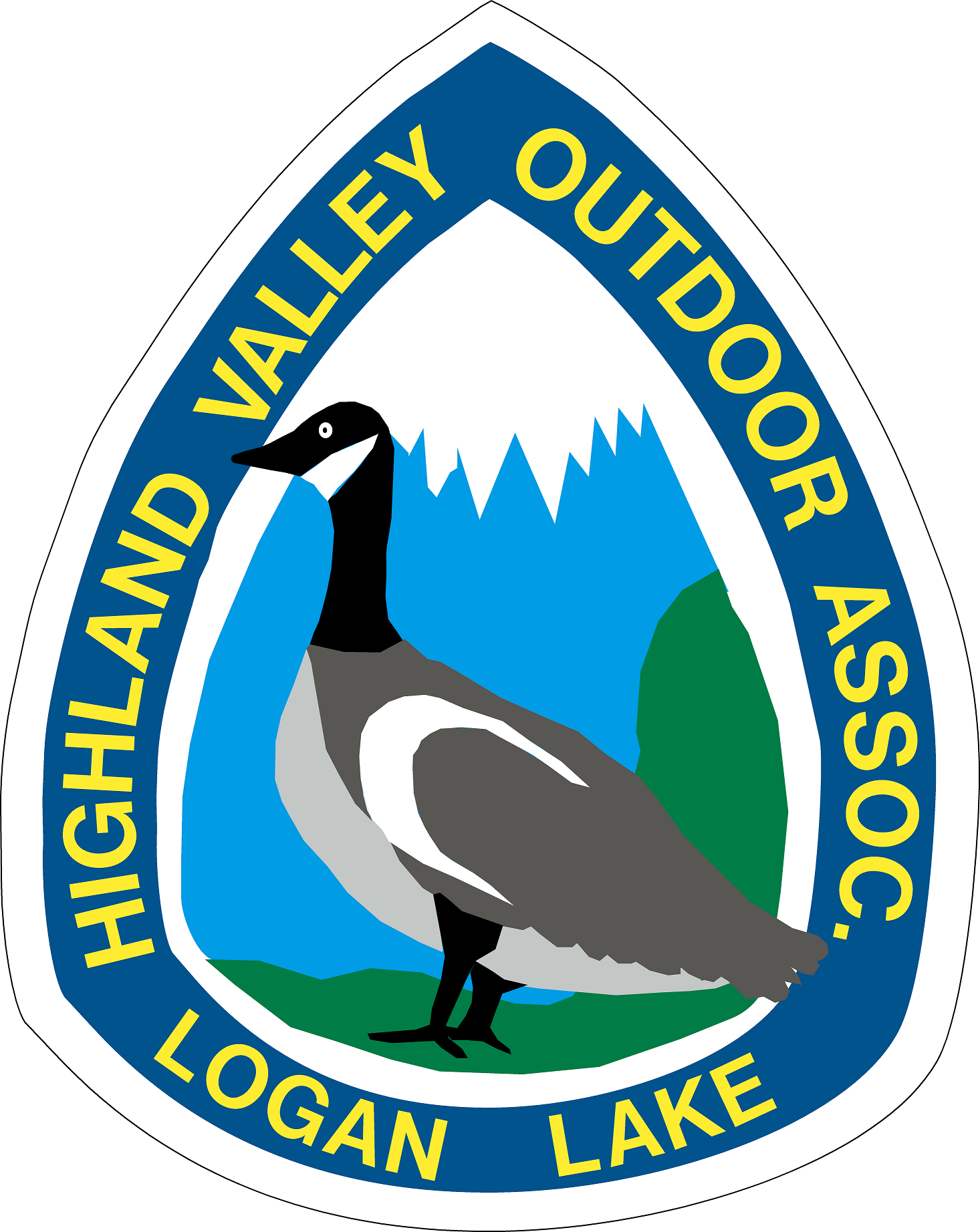 Outdoor clipart valley OUTDOOR ASSOCIATION Association Aug Membership