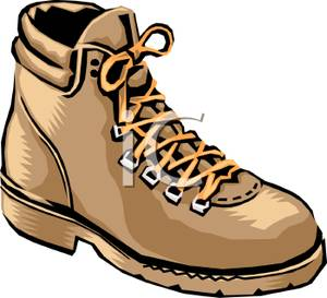Outdoor clipart walking boot Images Clipart Boots Free Clipart