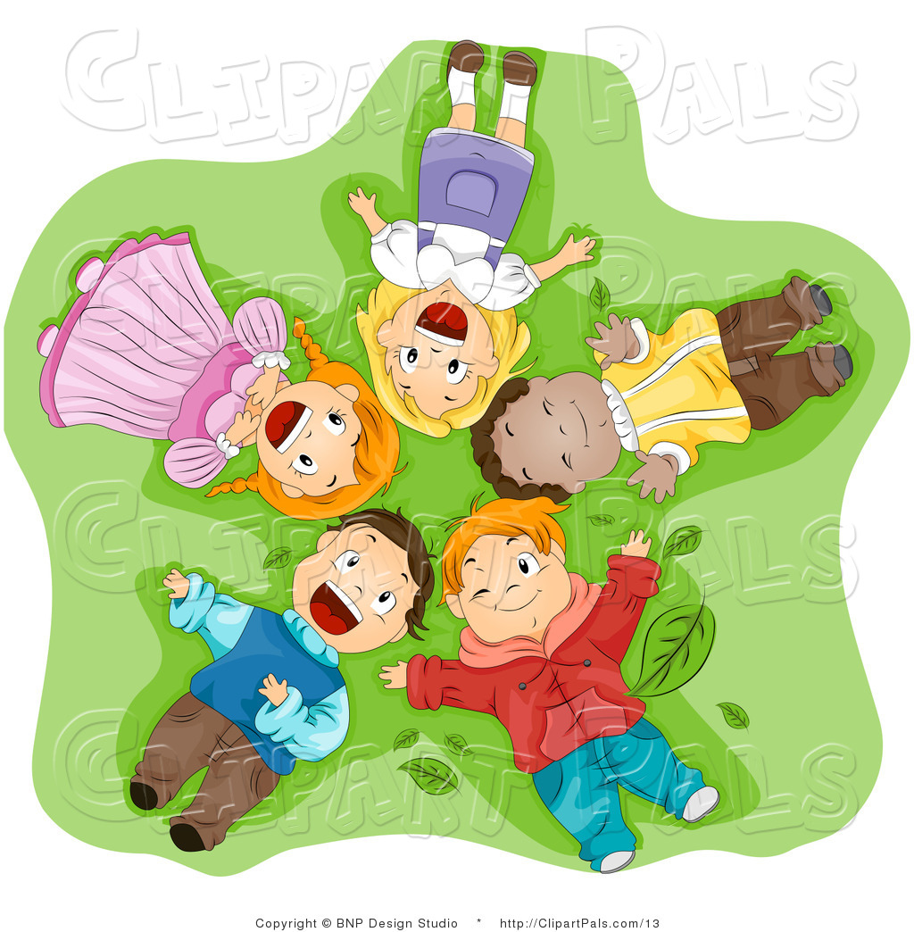 Outside clipart may #135 Fans kids kids Clipart