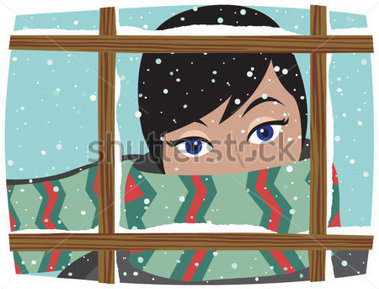 Outside clipart snow Outside Looking (59+) art Clipart