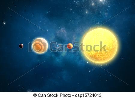 Outside clipart sun sky System system csp15724013 outside our