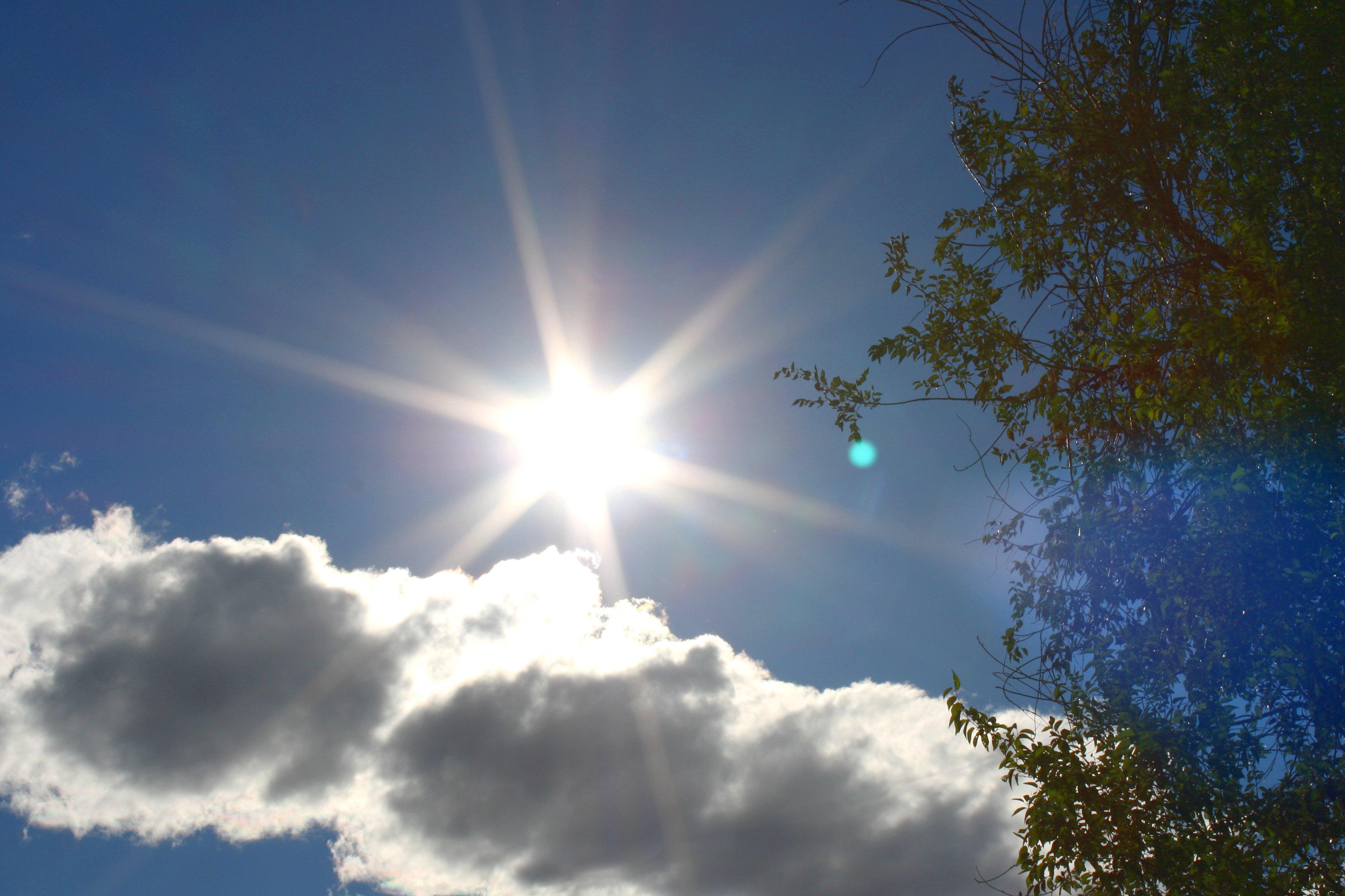 Outside clipart sun sky Cloud & and stock Sky