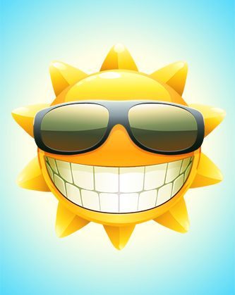 Outside clipart sun sky On images clip clip and