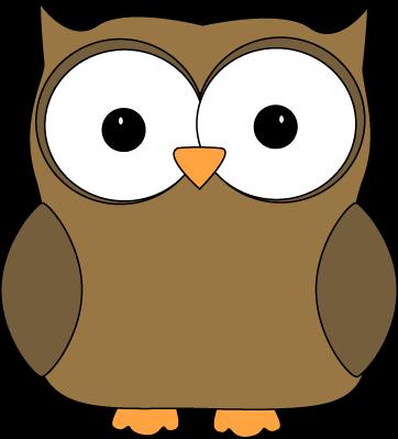 Owlet clipart Owl Brown Owl Owl Art