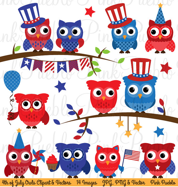 Baby clipart 4th july Fourth Fourth Clip Clipart Etsy